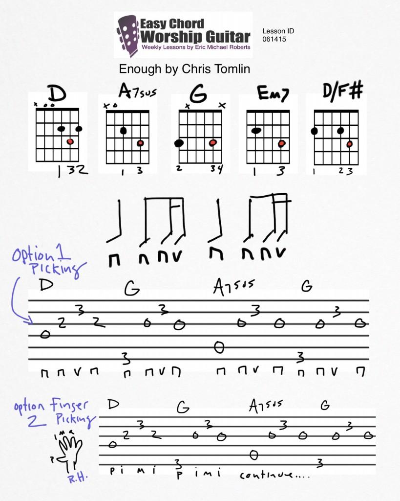 chris tomlin guitar chords pdf