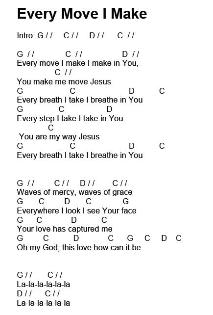 everymove-chords